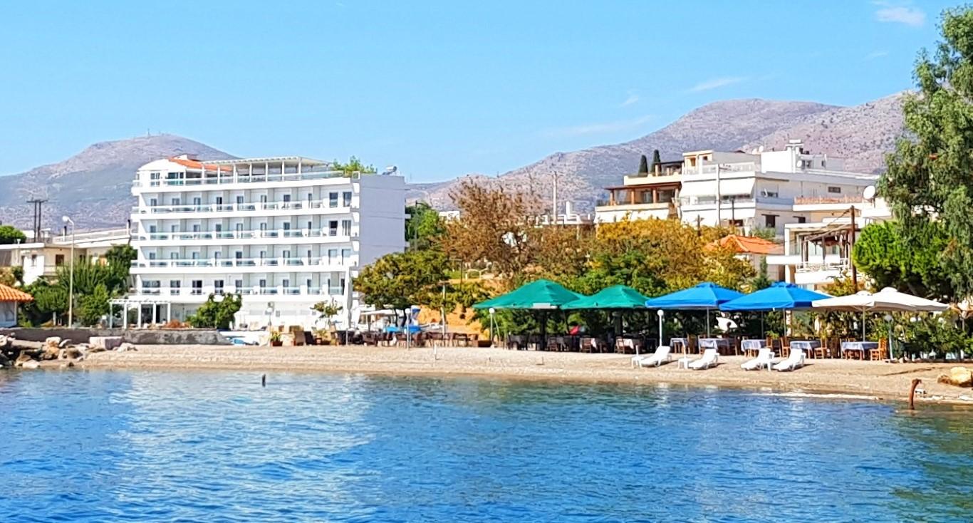 porto evia beach